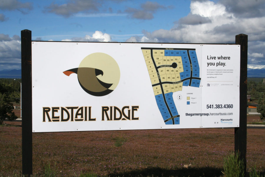 About Redtail Ridge
